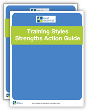 Training Style Inventory